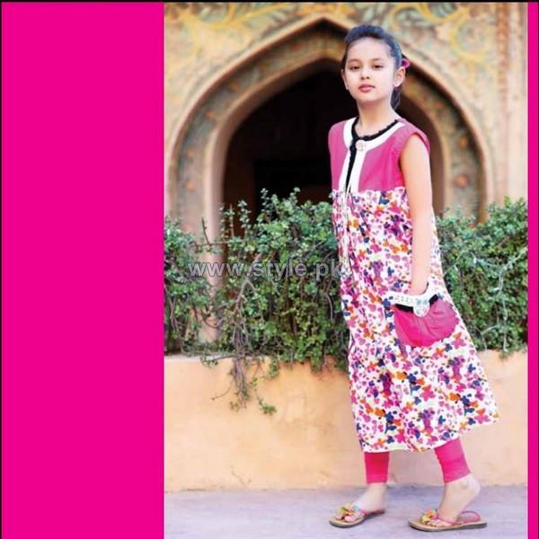 Pareesa Summer Clothes 2014 For kids 4