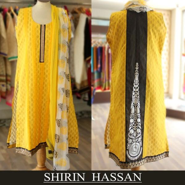 Shirin Hassan Summer Dresses 2014 Volume 2 For Women 0013