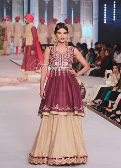 Zaheer Abbas Collection At Pantene Bridal Couture Week 2014 004