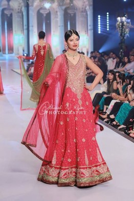 Zaheer Abbas Collection At Pantene Bridal Couture Week 2014 009