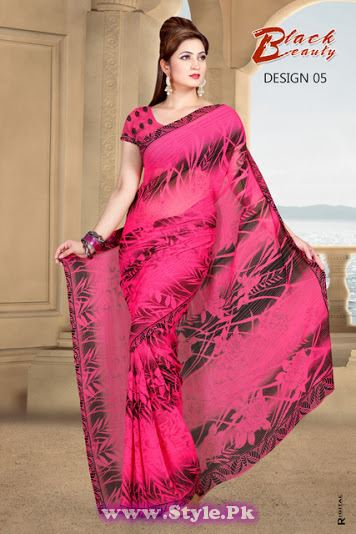 Colorful Sarees For Summer (4)