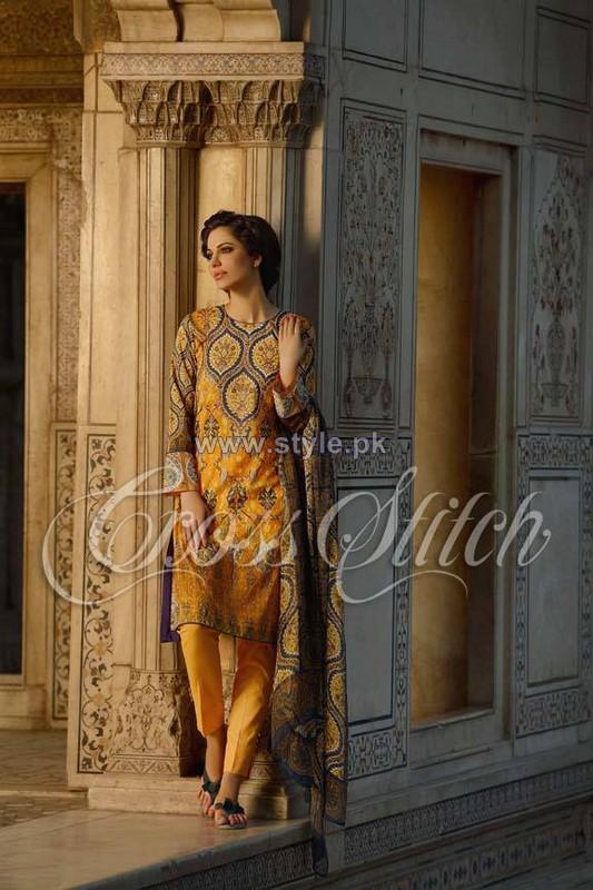 Cross Stitch Summer Dresses 2014 For Summer 3