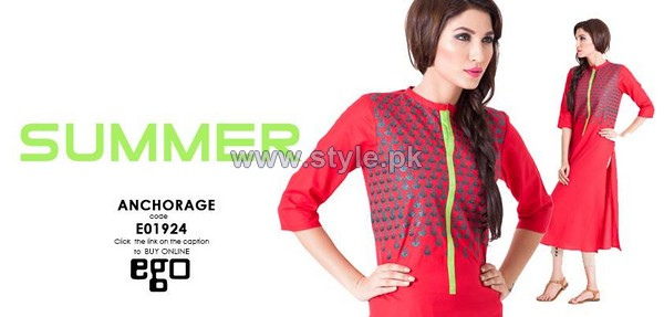 Ego Summer Dresses 2014 For Girls 3