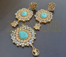 Xevor Earrings Designs 2014 For Women 0013