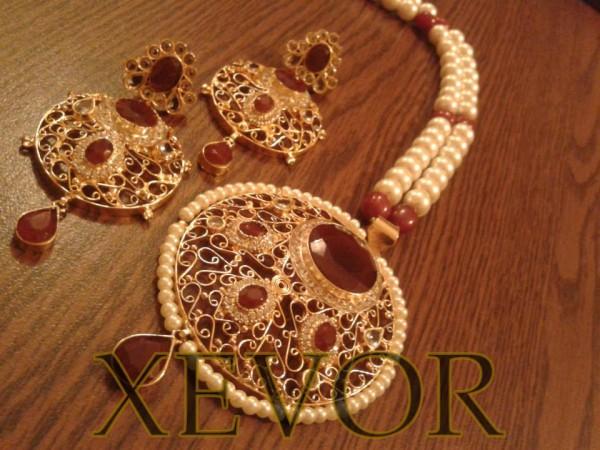 Xevor Eid Jewellery Sets 2014 For Women 0011