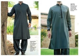 Junaid Jamshed Eid Clothes 2014 For Boys 3