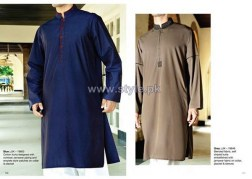 Junaid Jamshed Eid Clothes 2014 For Men 9