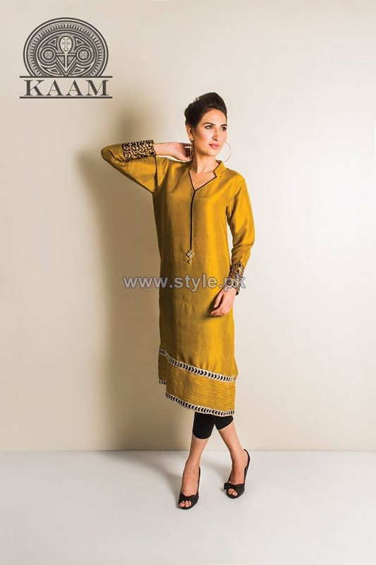 Kaam Eid-Ul-Fitr Dresses 2014 For Women 7