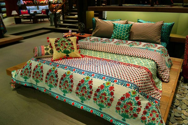 Khaadi Bed Linen For Eid-Ul-Fitr 2014 6