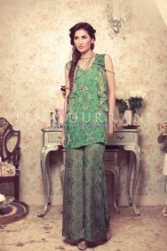 Tena Durrani Eid Dresses 2014 For Women 10