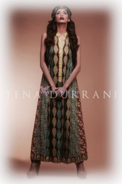 Tena Durrani Eid Dresses 2014 For Women 8