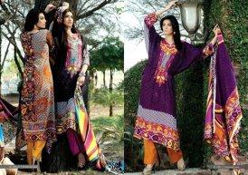 Trends Of Designer Lawn Dresses In Summer 0012