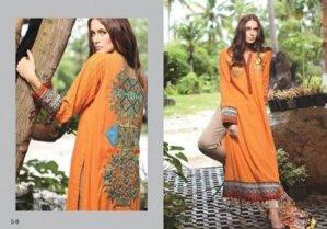 Trends Of Designer Lawn Dresses In Summer 004