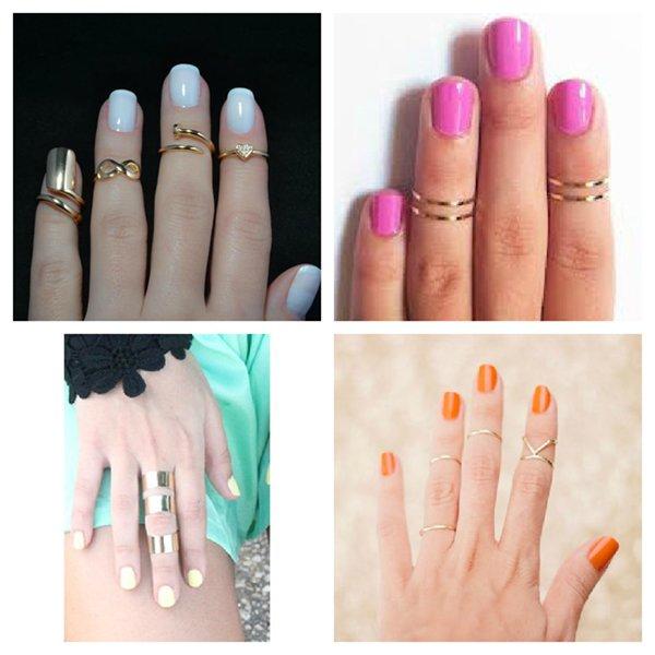Trends Of Midi Rings For Women 005
