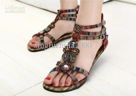 Trends Of Women Sandals In Summer Season 0012