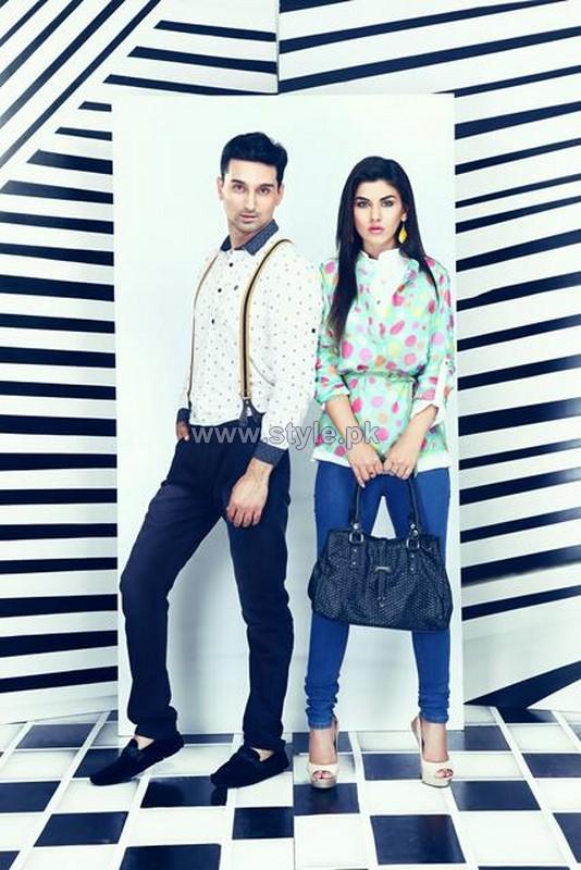 Urban Studio Eid Dresses 2014 For Boys and Girls 1