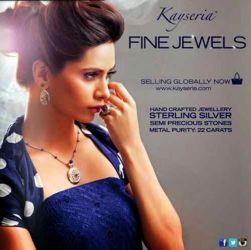 Kayseria Jewellery Accessories Collection 2014 For Women 005