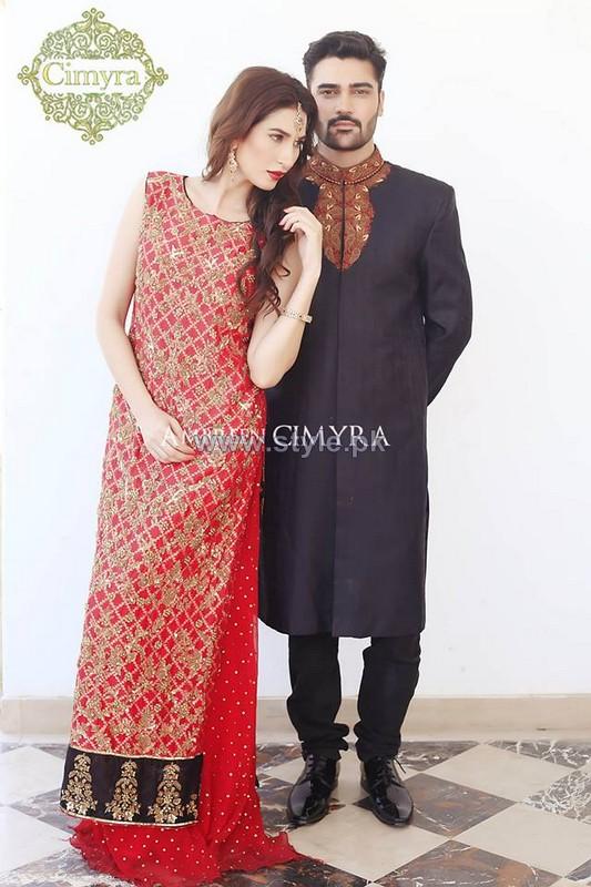 Cimyra Semi-Formal Dresses 2014 For Men and Women 1