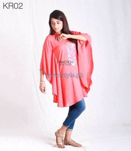 Pinkstich Eid-Ul-Azha Dresses 2014 For Girls 5