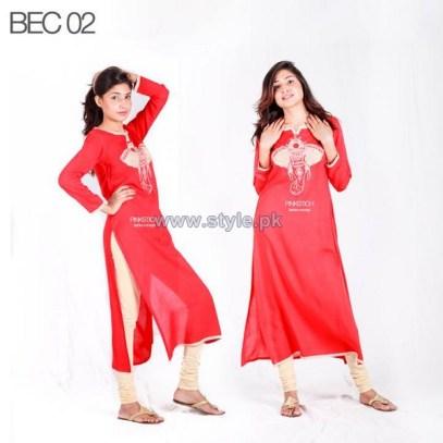 Pinkstich Eid-Ul-Azha Dresses 2014 For Women 10