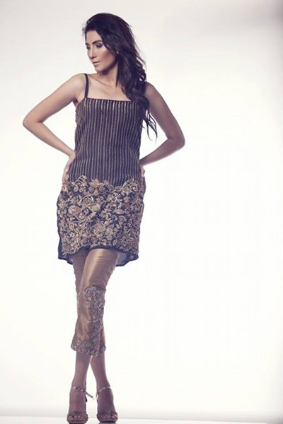 Ayesha Somaya Fall Collection 2014 For Women 006