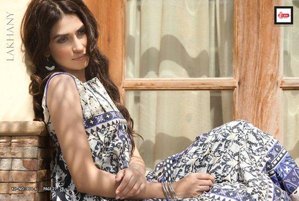 LSM Fabrics Fall Dresses 2014 For Women 0010