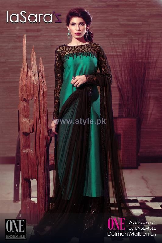 LaSara'z Formal Wear Dresses 2014 For Women 4