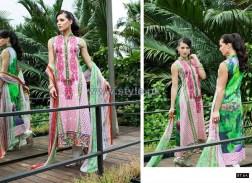 Mavi Designer Winter Dresses 2014 By Shariq Textiles 8