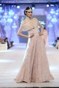 Saira Shakira Bridal Collection in PFDC L'Oreal Paris Bridal Week 2014 Day 1 Pictures