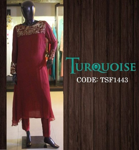 Turquoise Fall Collection 2014 For Women 0010