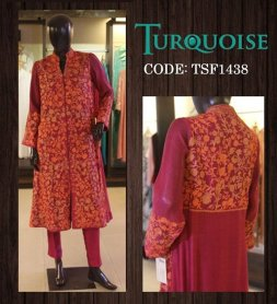 Turquoise Fall Collection 2014 For Women 005