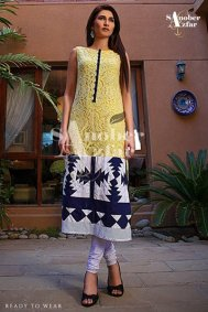 Sanober Azfar Ready To Wear Dresses 2014 For Women 006