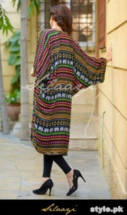 Silaayi Winter Dresses 2014 For Women 3