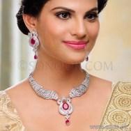 Sonoor Jewels Jewellery Designs 2014 For Winter 4