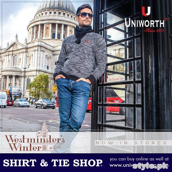 Uniworth Winter Collection 2014 For Men 5