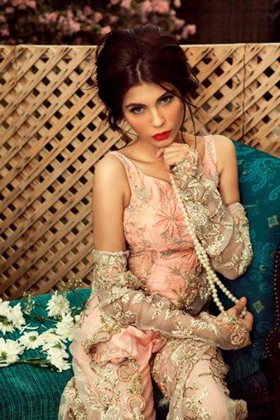 Zara Shahjahan Formal Dresses 2014 For Women 001