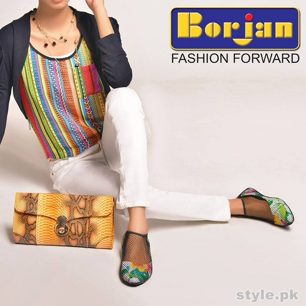 Borjan Winter Collection 2014-15 For Girls 4
