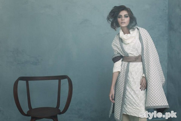 Daaman Casual Wear Dresses 2014-15 For Girls 9