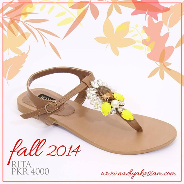 Nadiya Kassam Fall Footwear Collection 2014 For Women 008