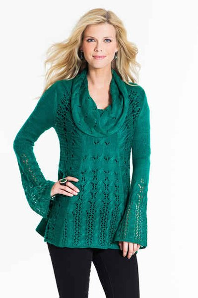 Trends Of Winter Sweaters 2014-2015 For Women 0012