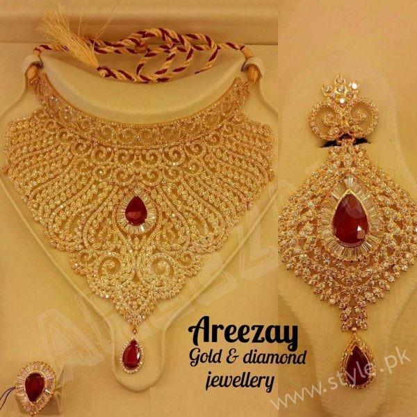 Wedding Jewelry For Brides