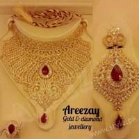 Stylish Bridal Necklace Sets 2017