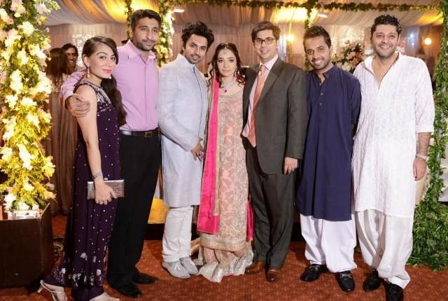 juggan kazim with her husband