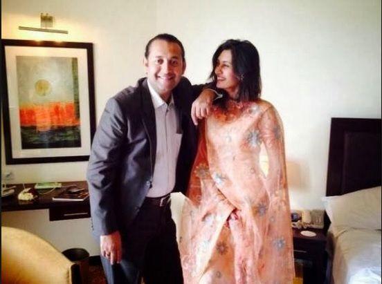 sherry shah husband