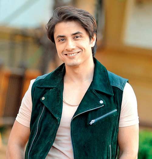 Ali Zafar in India