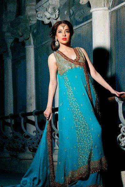 Beautiful Dresses For Women in Pakistan 2015 006