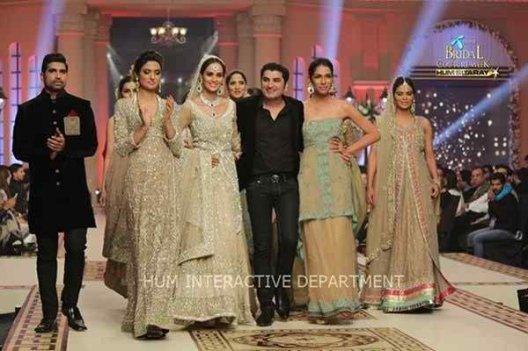 Bridal Dresses In Pakistan 2015