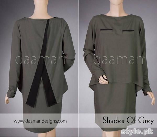 Daaman Ready To Wear Dresses 2015 For Women 2