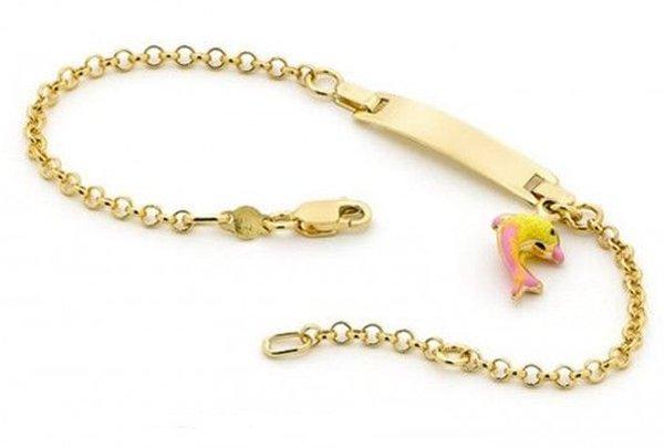 Designs Of Gold Bracelets For Girls 007