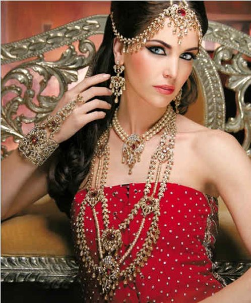 Indian Jewellery Designs 2015 For Girls 0011